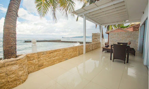 Villa Sea Spray Balcony