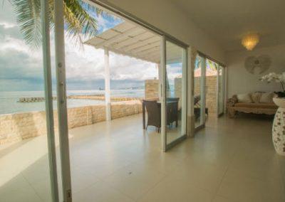 View from Bali Villa