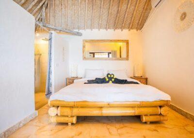 Villa Nautilus second bedroom with ensuite